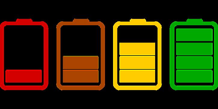 バッテリーは消耗品イメージ