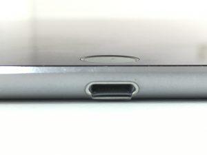 充電口の修理後のiPad Pro 10.5インチ