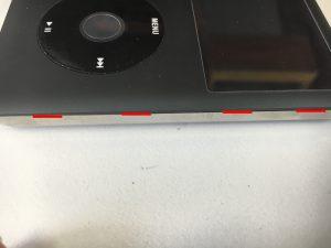 iPodClassicのHDD交換方法②