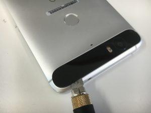 2.Nexus6Pバッテリー交換方法!画像付きで分かりやすく解説!
