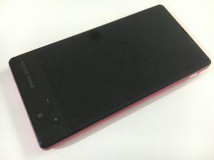 電源ボタンを押しても画面に何も映らないAQUOS PHONE Xx mini(303SH)