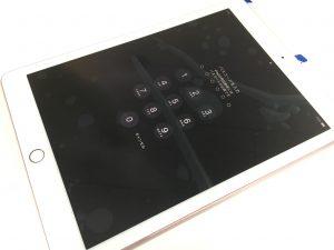 ガラス交換修理後のiPad Pro 9.7インチ