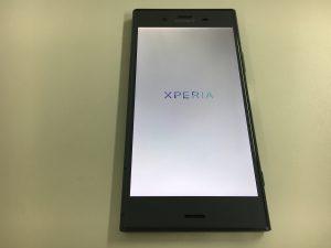 起動時のロゴがフリーズして再起動するXperia-XZ1-300x225