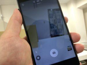 黒いゴミがキレイに消えて写真が撮れるようになったXperiaZ3_SO-01G