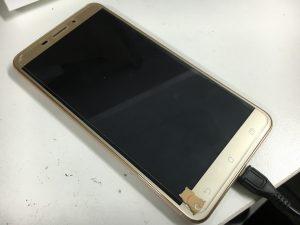 充電しないZenfone3LaserZC551KL-300x225