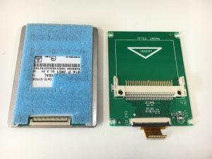 iPodClassicのHDD交換方法⑪