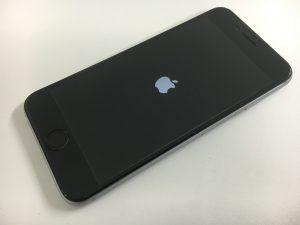 リンゴマークから先に進まないiPhone