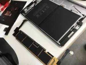 充電できないiPadPro9.7インチ