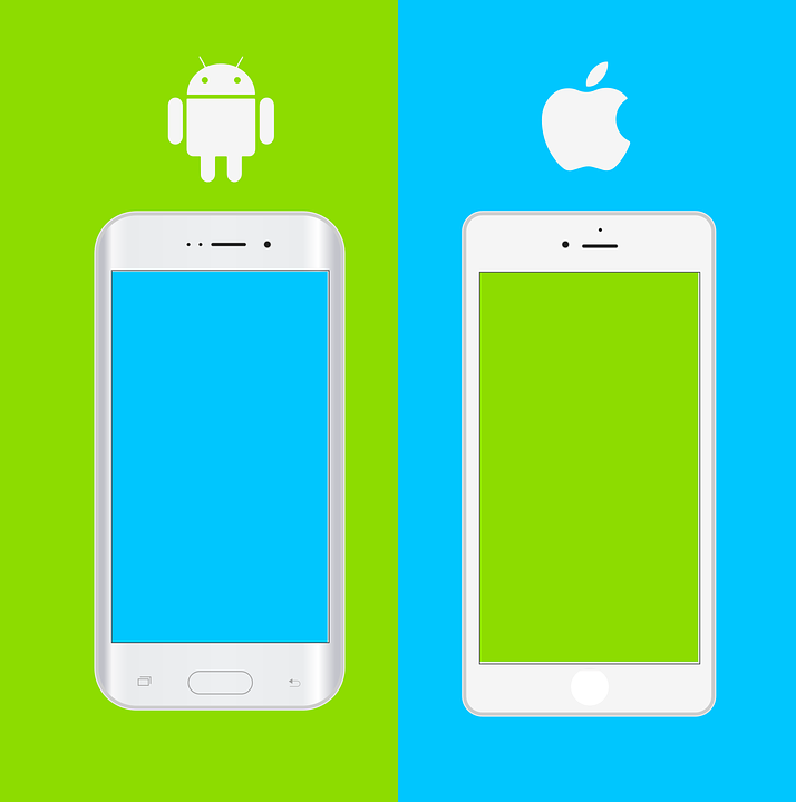 AndroidがシェアをiPhoneから奪っている