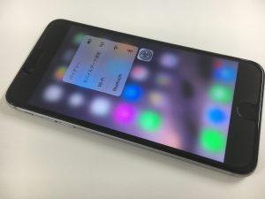 ガラス割れ修理後のiPhone6sPlus