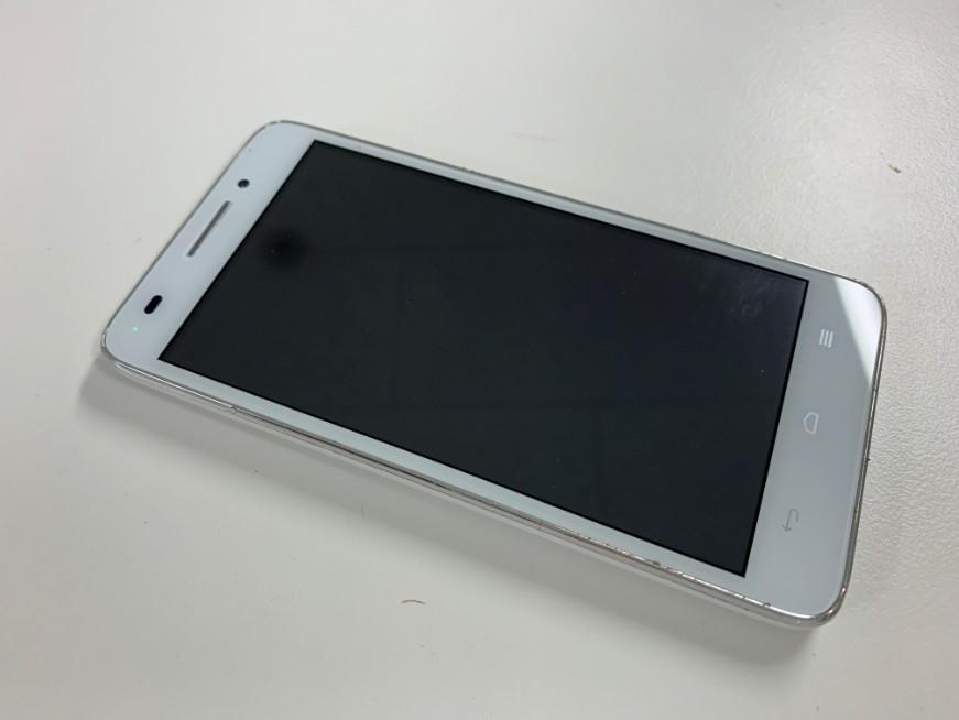 表面ガラスを交換したHuawei Ascend G620S