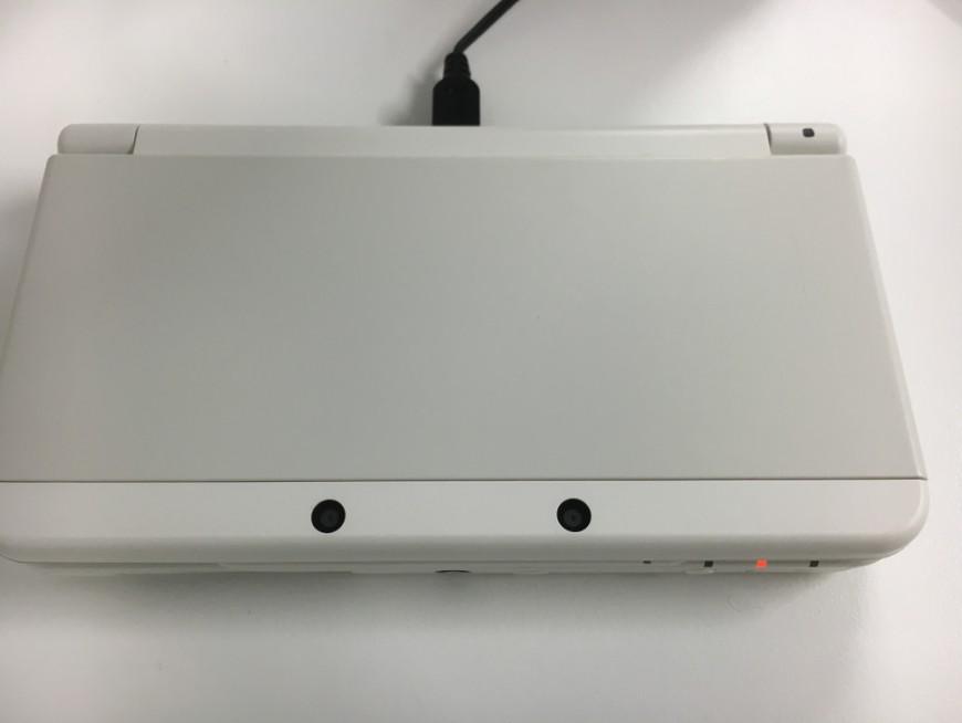 充電口を交換したNew3DS