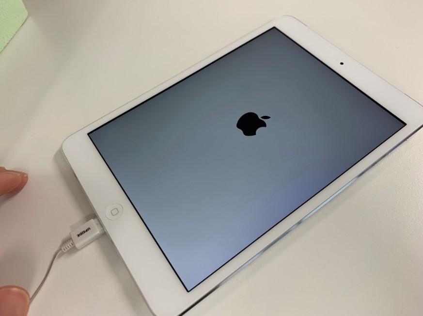 リンゴループするiPad mini2
