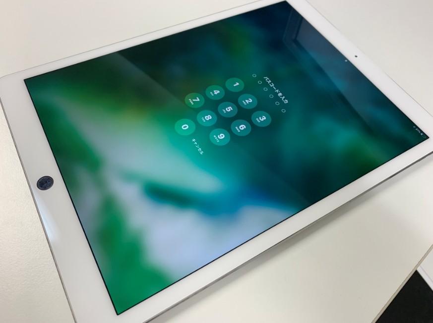 液晶画面を交換修理後のiPad Pro 12.9