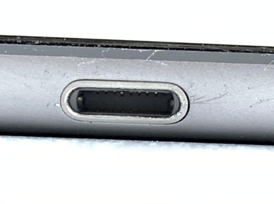 充電部分交換修理後のiPad Pro 10.5インチ