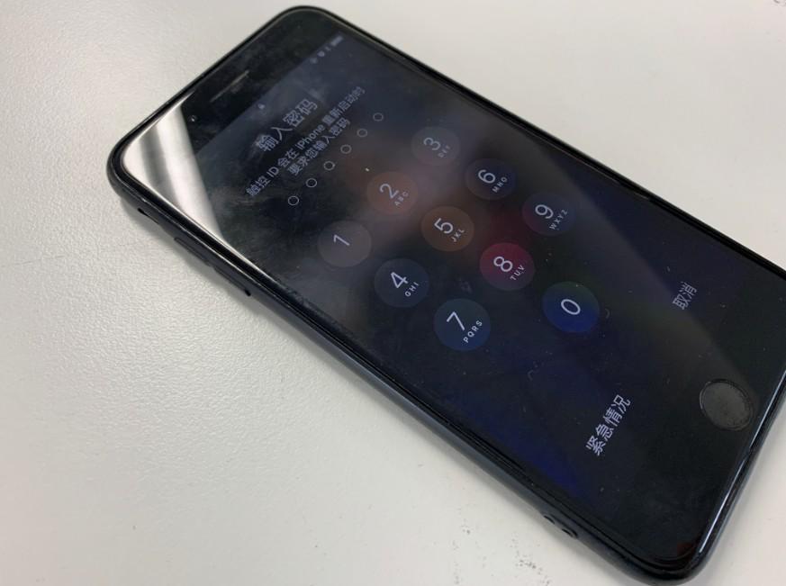 基板修理で電源が入るようになったiPhone7 Plus