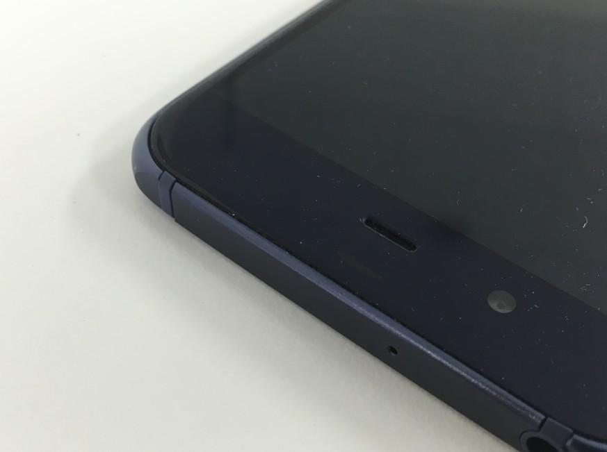 液晶画面交換修理後のAQUOS PHONE(SH-04H)