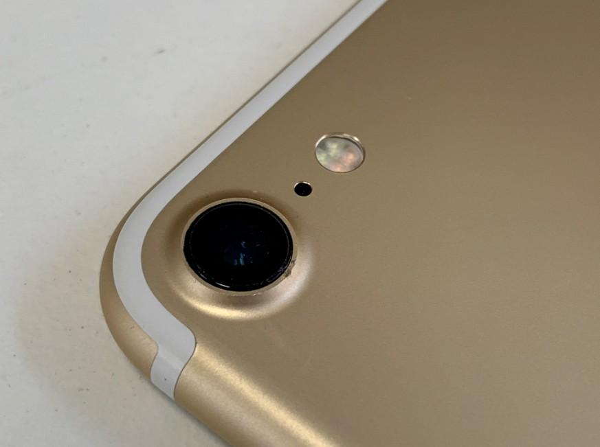 カメラレンズ交換修理後のiPhone7