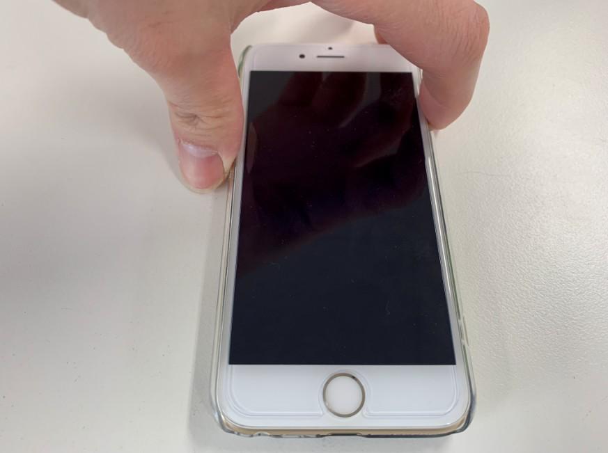 電源ボタンを押しても反応しないiPhone6