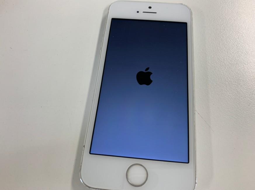 液晶画面を交換したiPhoneSE
