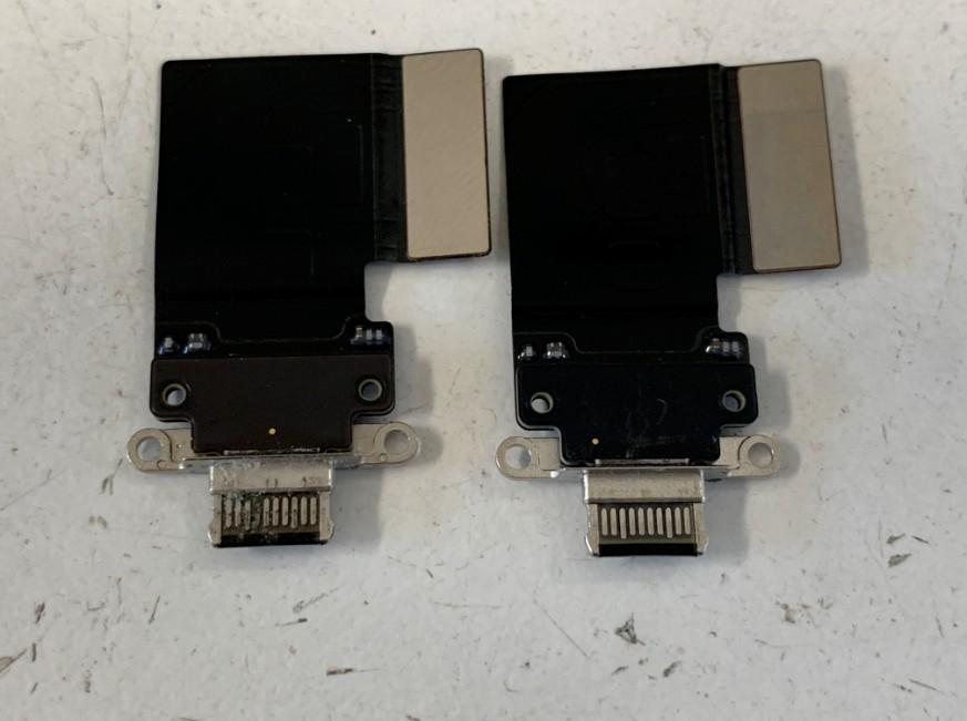 充電部分が腐食しているiPad Pro 11