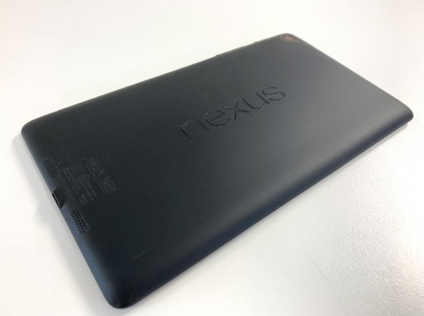 充電の減りが早いNexus7(2013年モデル)