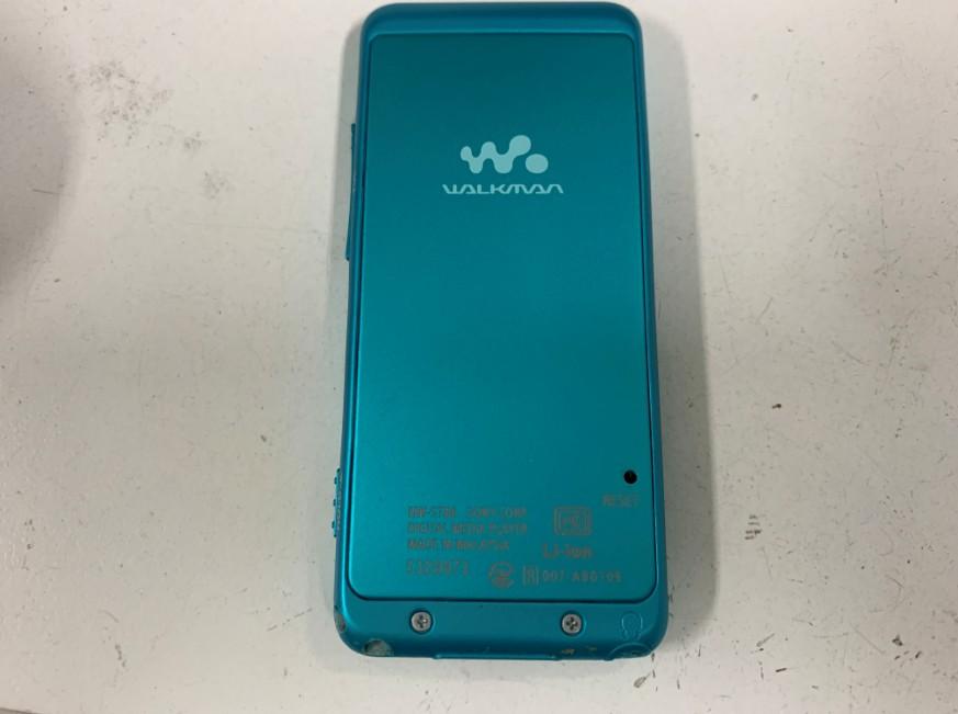 バッテリー交換修理依頼を頂いたウォークマンNW-S784