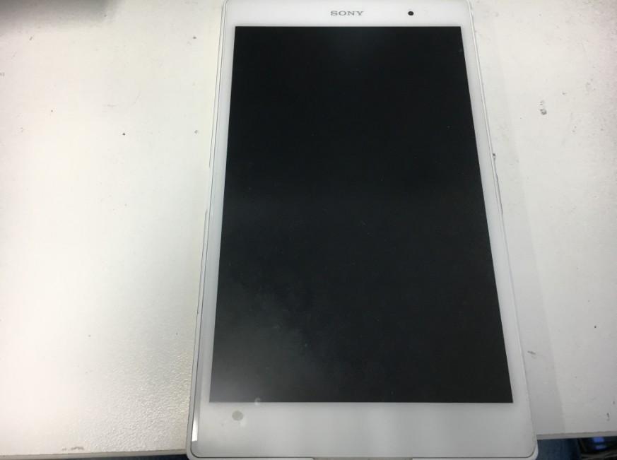 充電持ちが非常に悪いXperiaZ3 Tablet Compact