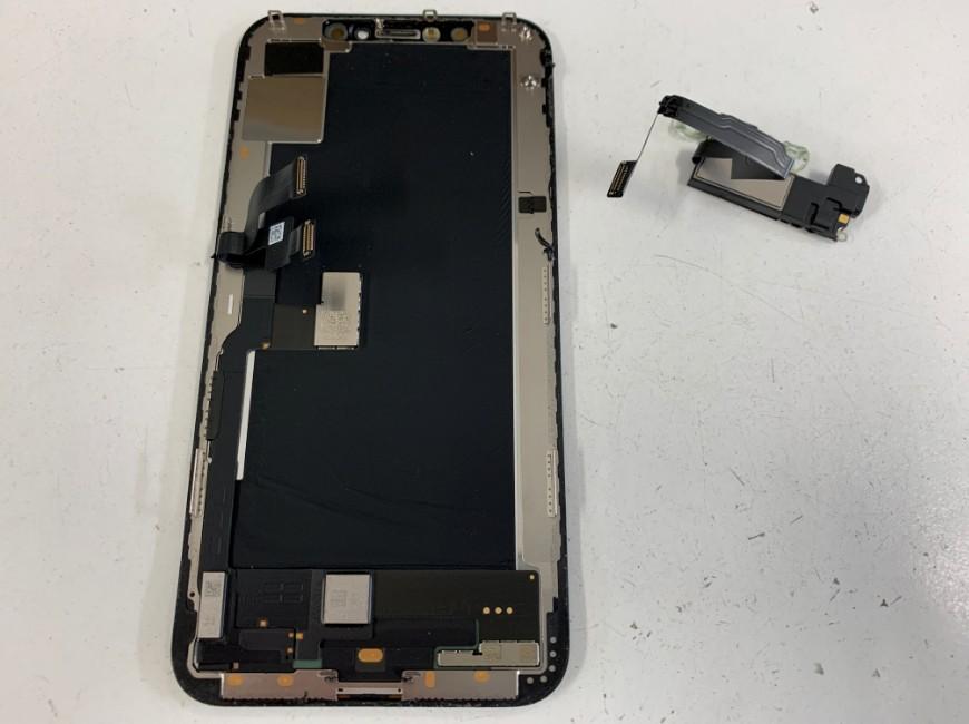 FacdIDセンサーを取ったiPhoneXS