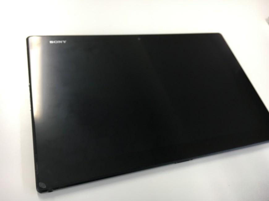 充電が短時間で切れるXperia Z2 Tablet