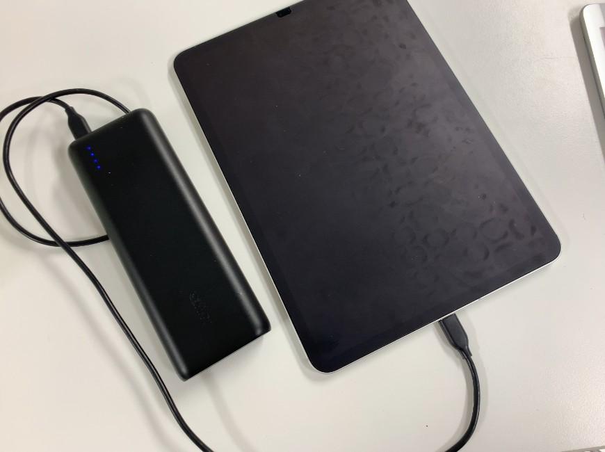 充電しないiPadPro11