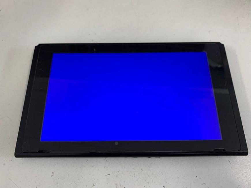 ブルースクリーンになって操作不可のNintendo Switch