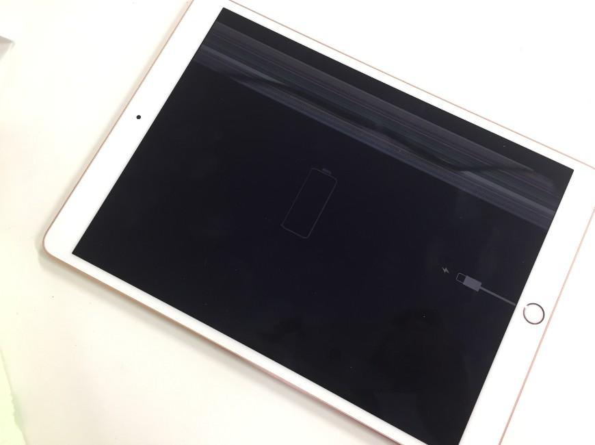 液晶に線が入ったiPad Air第3世代