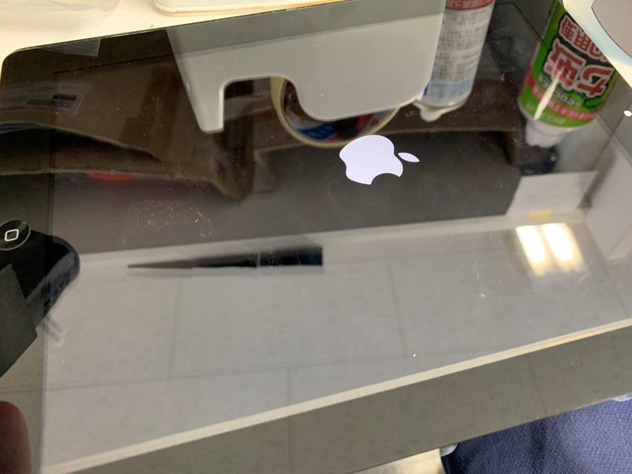 バッテリー交換で反応したiPad第3世代