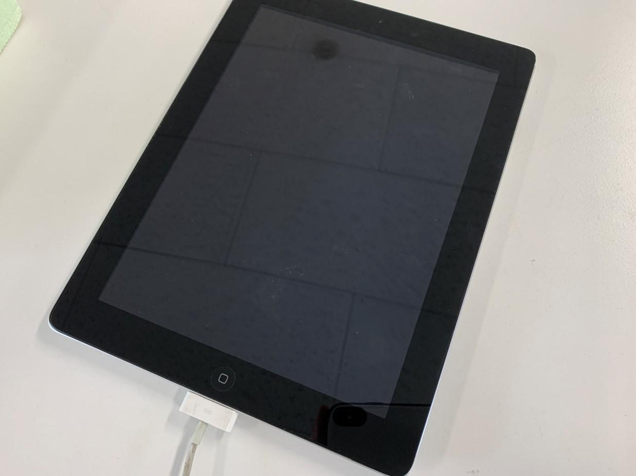 電源が入らないiPad第3世代