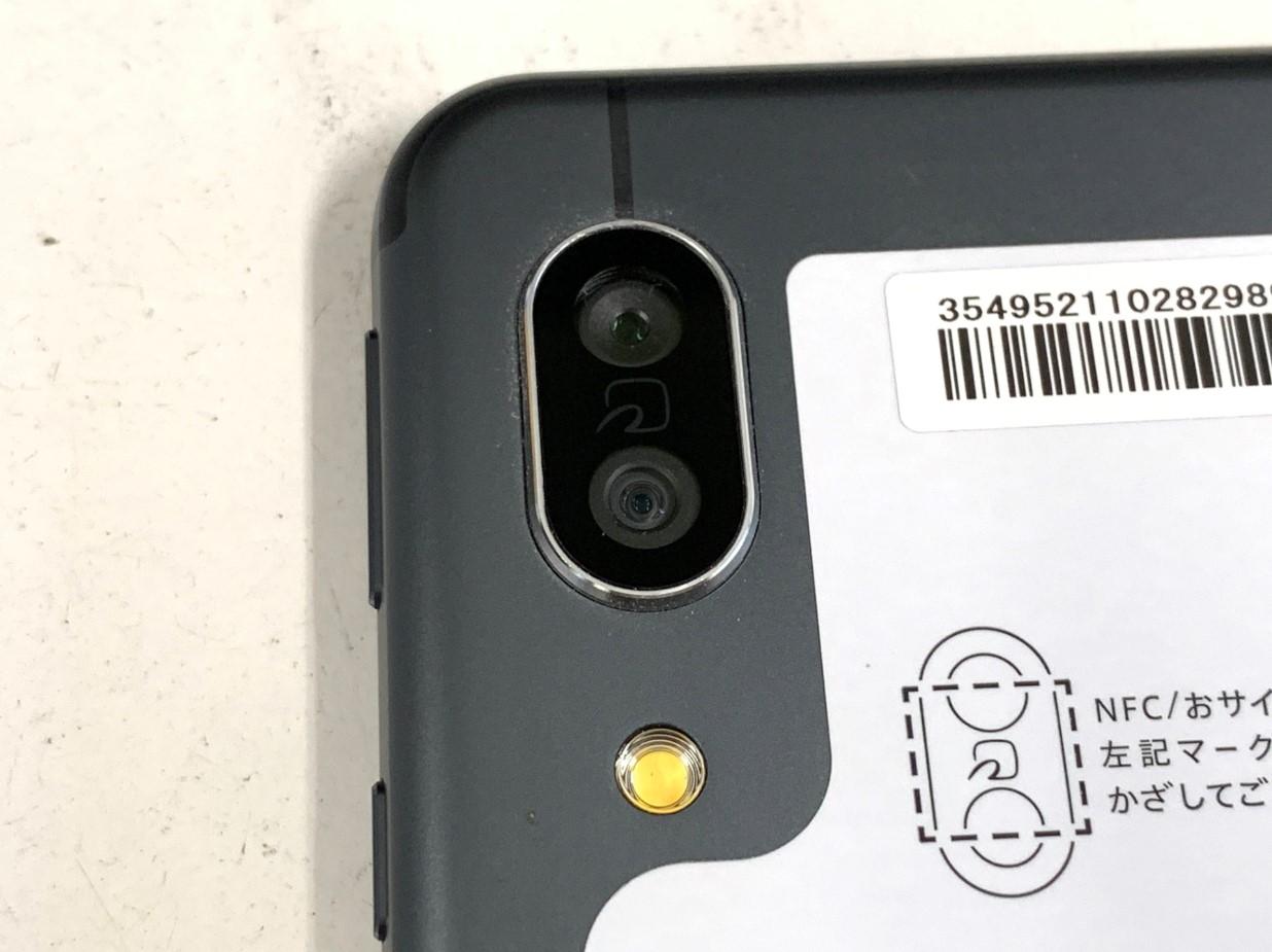 カメラレンズ交換修理後のAQUOS sense3
