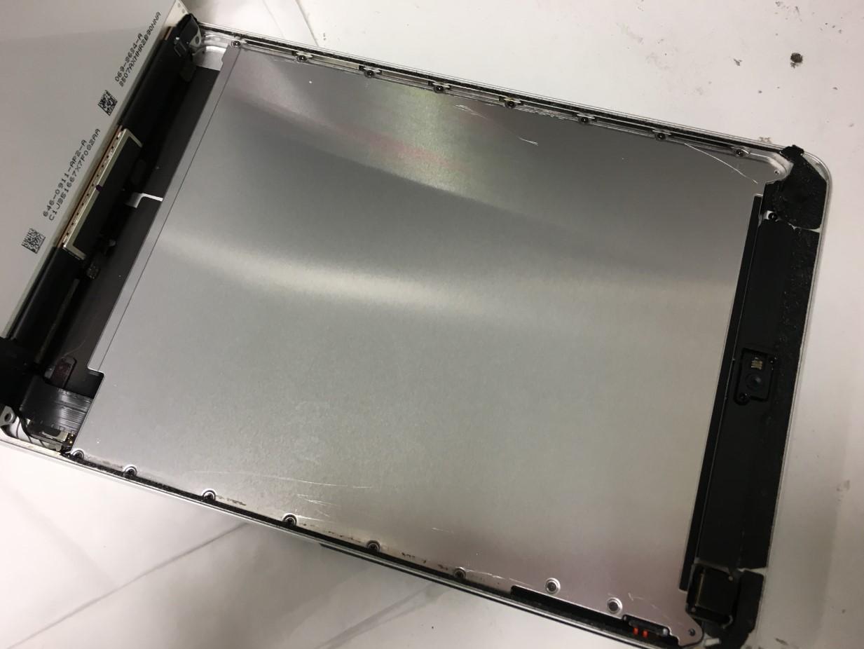 ガラスと液晶を剥がしたiPad mini