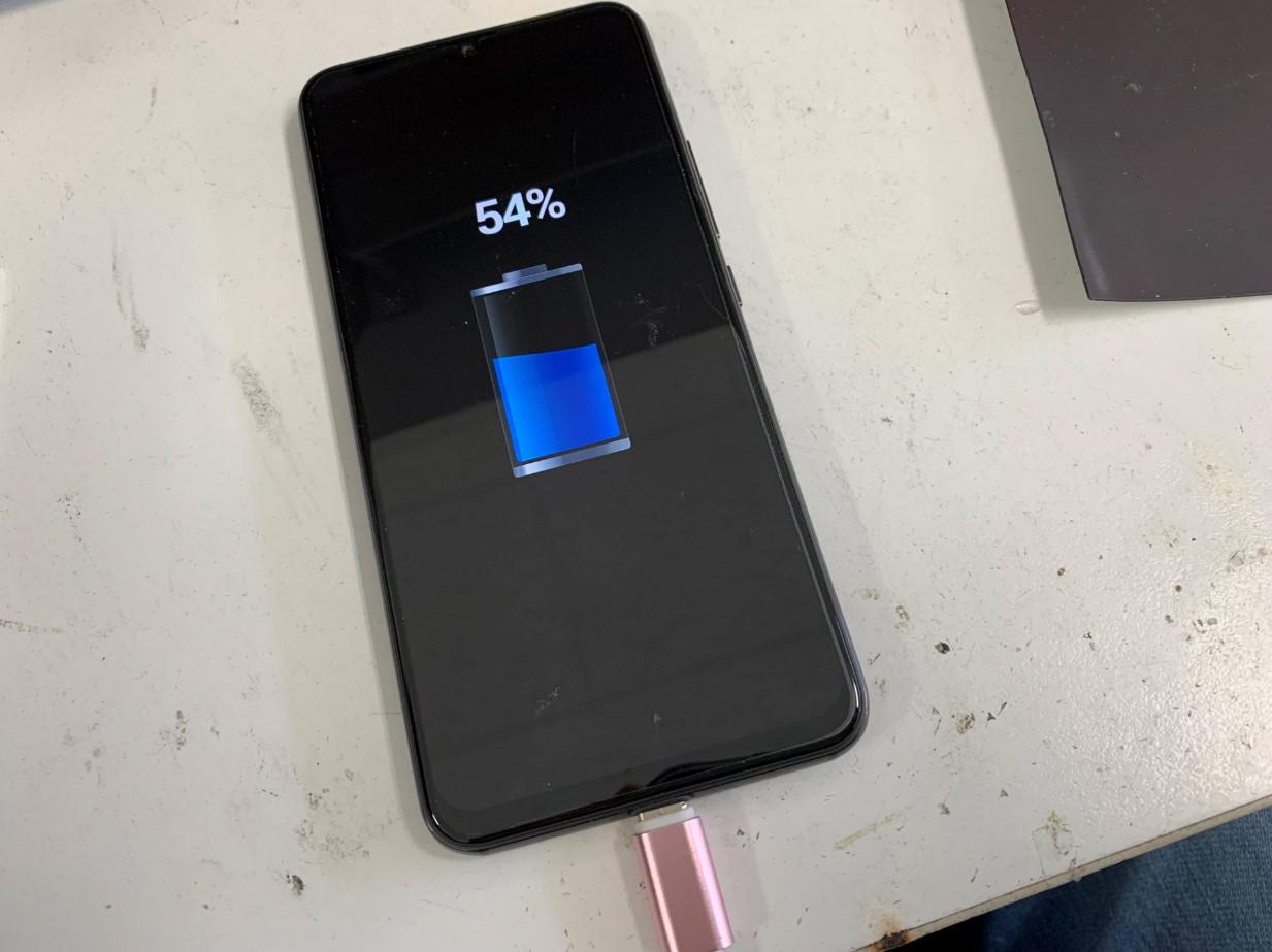 充電できるように改善したUMIDIGI S3 Pro