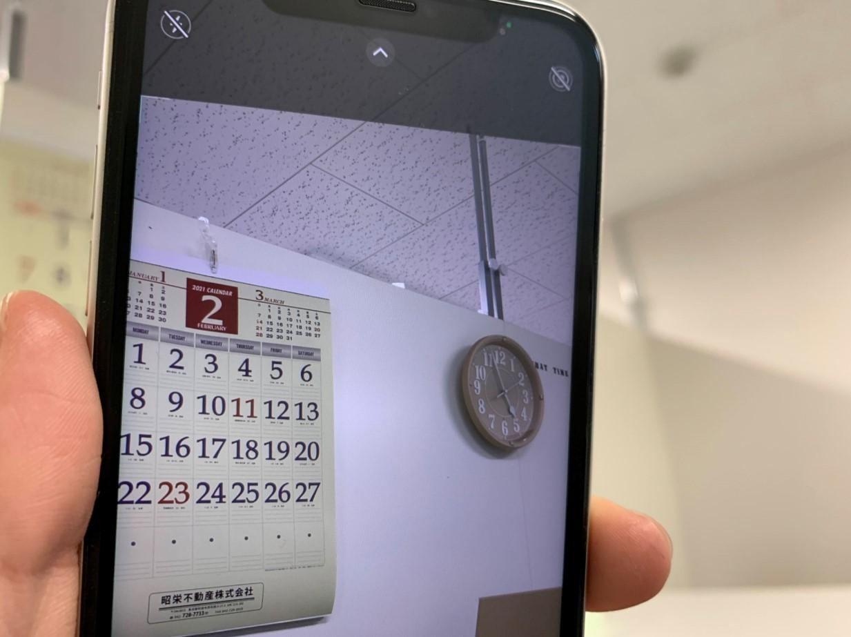 しっかりとピントが合うように改善したiPhone11