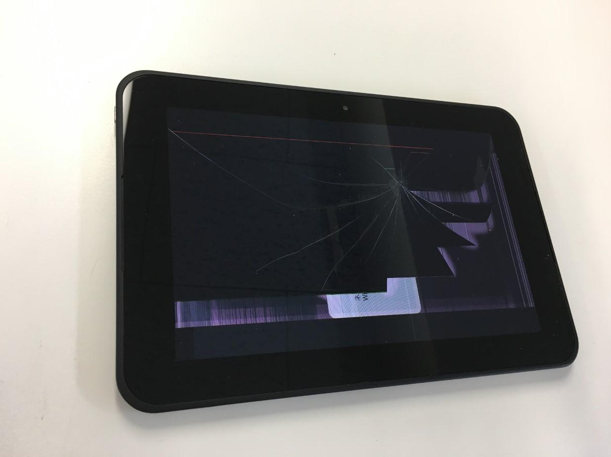 液晶画面が故障したスマイルゼミタブレット3