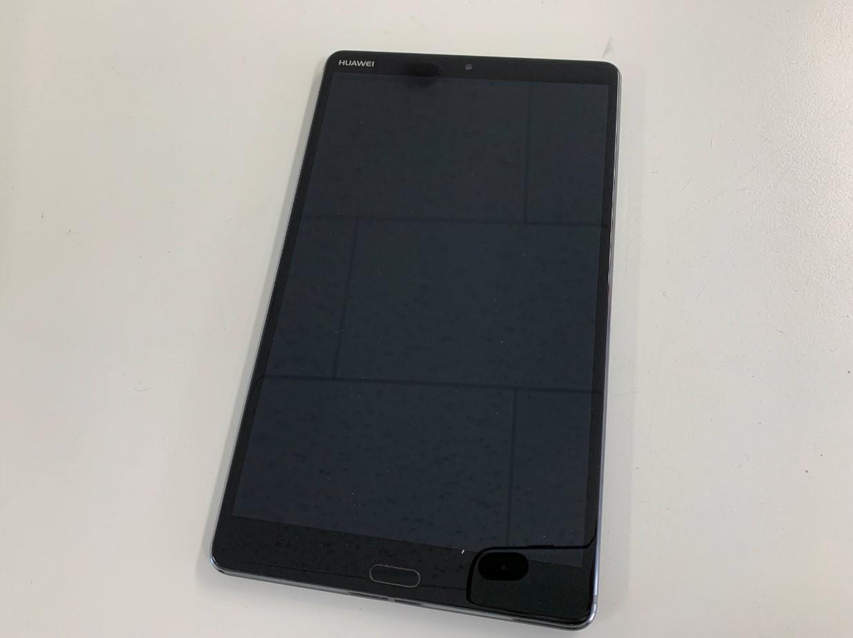 充電がすぐに切れるMediaPad M5 8.4